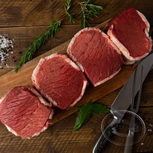 4 x Topside Beef Joints