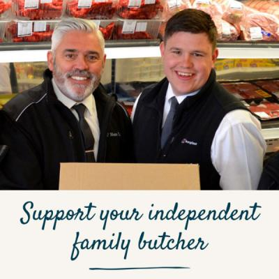Celebrating over 25 years of butchering excellence!